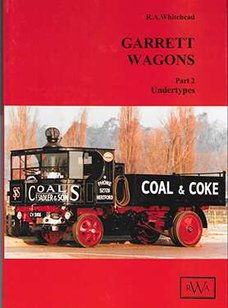 Garrett Wagons Volume 2 Undertypes