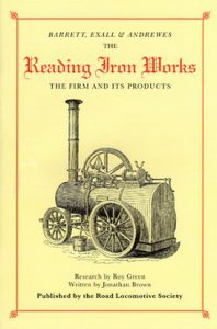 Barrett, Exall & Andrewes The Reading Iron Works The Firm and Its Products