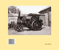 Traction Engine Archive Volume 4 back cover