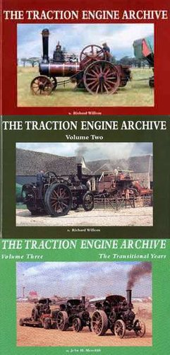 Traction Engine Archive Volumes 1, 2 and 3 Special Offer