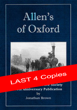 Allens of Oxford Johnathan Brown